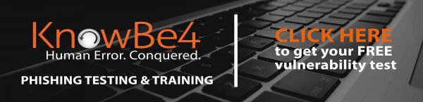 KnowBe4 - Phishing Testing and Training » NetThreat